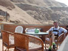 Hotel Le Petit Clos Die Terrasse - ein Traum