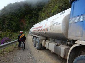 Die Tanker halten nicht ...