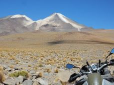 6.008 m bis zur Spitze Höchster anfahrbarer Punkt der Welt - 5.850m