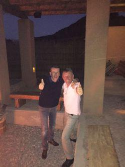 Guntram und Caren on Tour Entdecker der Anden-Wildkatze