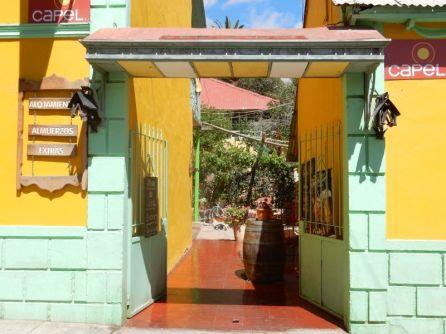 Pisco Elqui, Tal mit mediterianem Klima - mitten in den Anden
