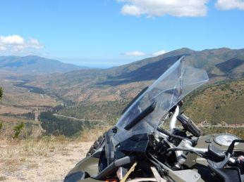 Die Anden entlang nach Süden