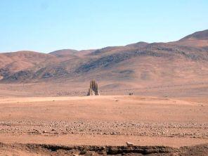 Mano del Desierto an der Ruta 5 Antofagasta