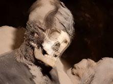 Mumien aus der Inkazeit am Vulkan Tunupa