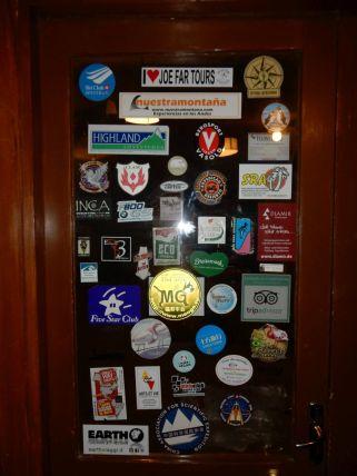 Hotel Tayka Desierto - Sticker aus aller Welt, auch aus Österreich