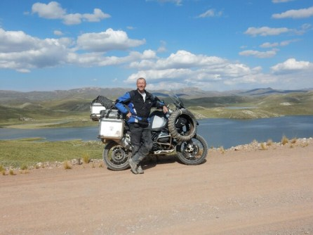 Über die Berge nach Arequipa