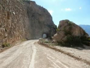 Die Straße nach Cabanaconde