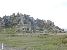 Bosque de Piedra bei Huayllay - ein besonderes Highlight in Peru