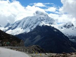 Der Huascaran - der höchste Berg Perus