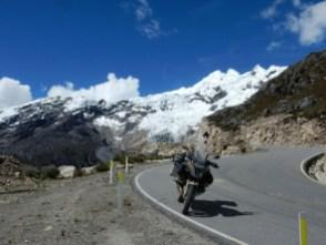Die Cordillera Blanca - im Zentrum des Nationalpark Huascaran