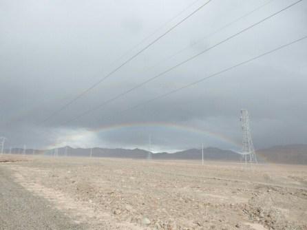 Atacama Wüste - die trockenste Wüste der Welt, mit Regenbogen?!