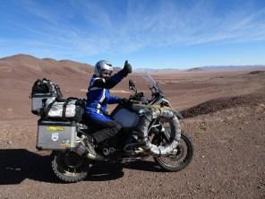 Die Atacama zwischen Sand Pedro und Calama