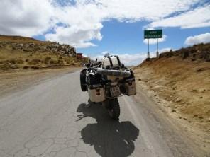 Über die Berge nach Puerto Maldonado