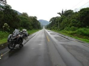 Vom Hochland in den Regenwald