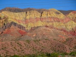 Von Humahuaca nach Tres Cruces