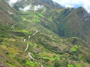 Traumstraße von Cajamarca nach Leimebamba