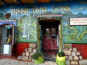 Malerisches Stadtbild von Cuenca