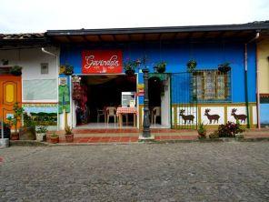 Häuser in Guatape