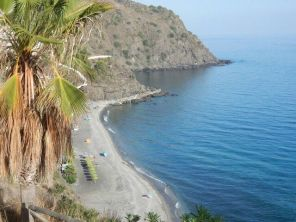 Strand bei Almunecar
