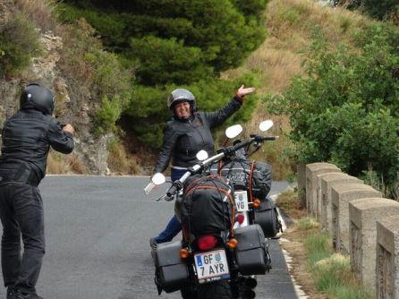 Mit Gabi und Michael von Otivar nach Padul - ein MUSS in den Bergen von Malaga nach Granada