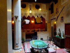 Gästehaus in Meknes