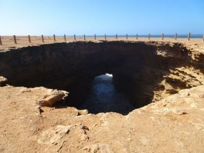 Atlantikküste bei Al Aaiun