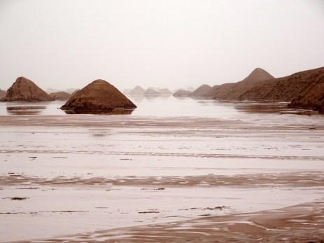 Darsht-e Lut - Die Wüste nach dem großen Regen.