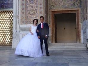 Samarkand - Fotoshooting für alle Anlässe am Registon