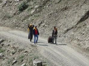 Afghanistan - am Pamir bei Khorug