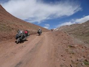 Im Niemandsland von Tadschikistan nach Kirgisistan