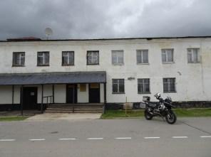 Eingang zu Perm 36 - der letzte Gulag in Russland
