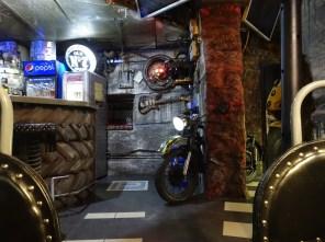 Biker Bar in Barnaul