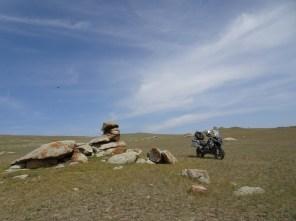 Nördliche Route - bei Khalban