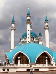 Kasan - Moschee
