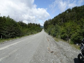 Carretare Austral - Richtung Cochrane