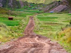 Abkürzung über die PU129 vom Titicacasee nach Moquegua