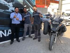 BMW In La Serena - Unglaubliche Hilfsbereitschaft und Professionalität: Herzlichen Dank für alles!!!