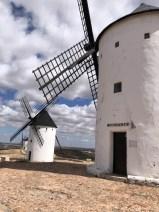 Die Windmühlen von Don Quijote