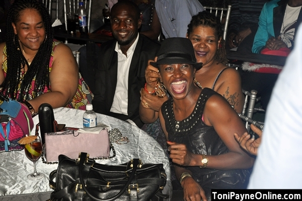 Kate Henshaw and the Ibru Sisters