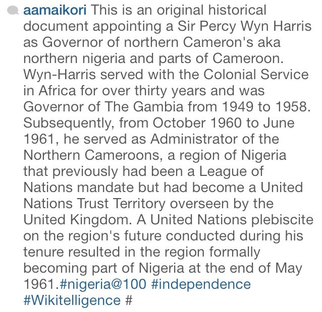 nigerian cameroon history 2