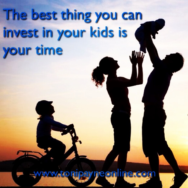 Picture Quote About Parenting And Being A Good Parent