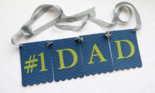 dad no 1