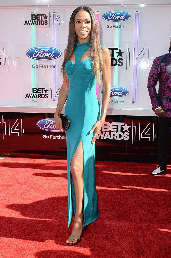 1 2014 bet red carpet michelle williams