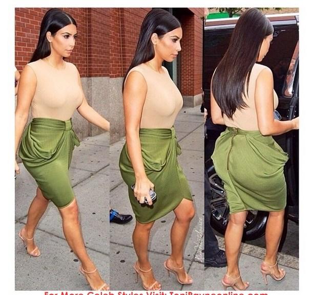 Kim Kardashian Style in Balmain, Margiela, Prada – GET THE LOOK of this Celeb Style