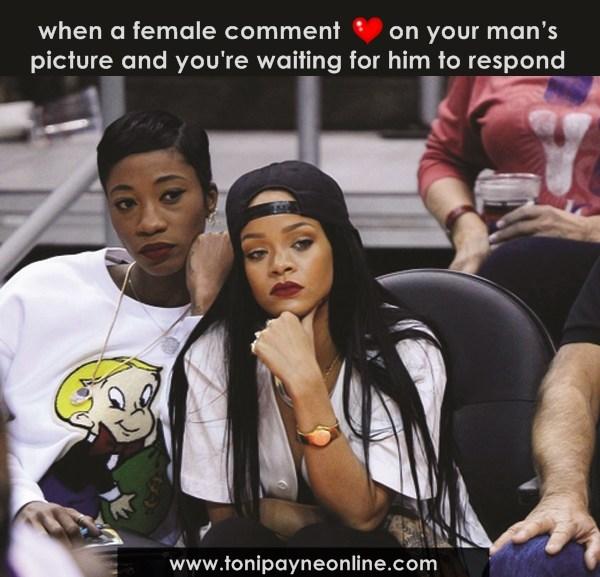 Funny Relationship Love Jealousy Meme