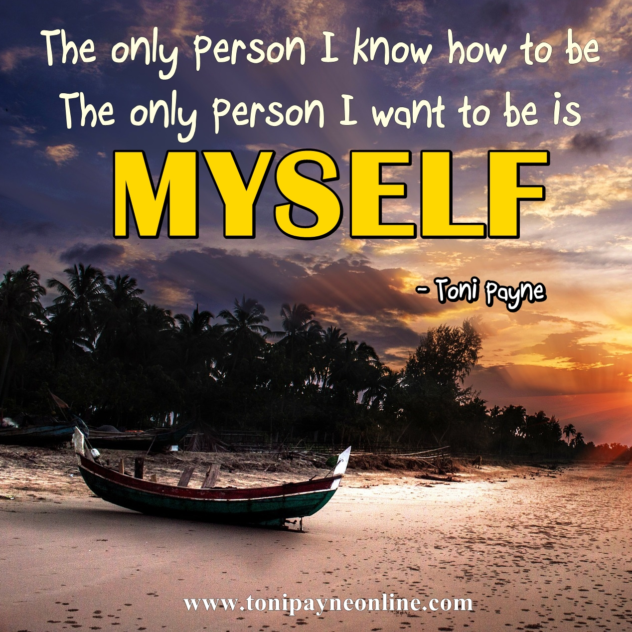 Quote About Self Love Quote About Self Love & Self Acceptance  The Only Person I Want