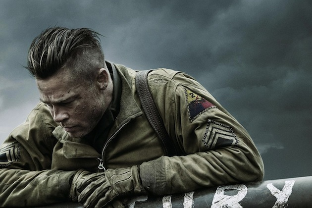 Movie Recommendation: Fury Starring Brad Pitt is Showing