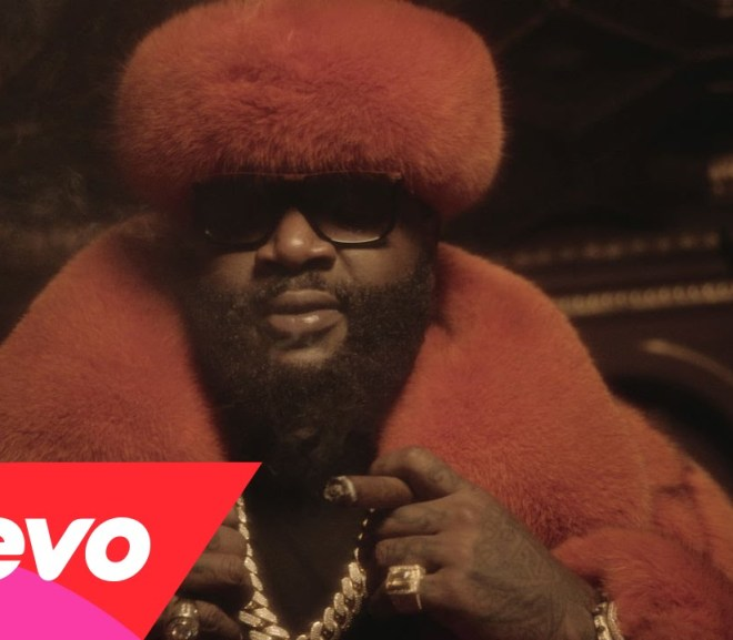 """Rick Ross Feat. R. Kelly """"Keep Doin' That"""" Video – WATCH"""
