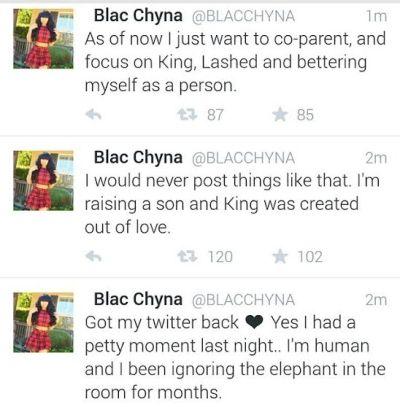 blackcyhna tweets