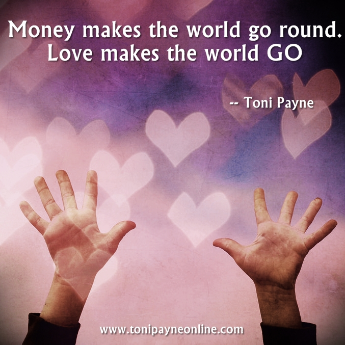 Quote about Love and Money